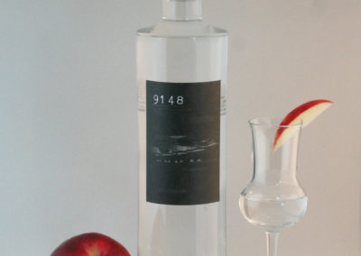 9148 #4101 APPLE spirits